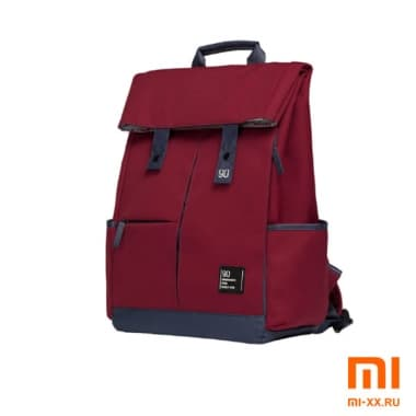 Рюкзак Xiaomi 90FUN Energy College Leisure Backpack (Burgundy)