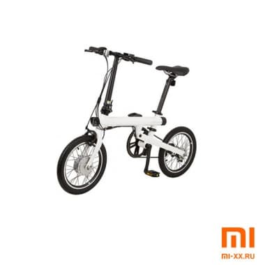 Складной электровелосипед Xiaomi Mi QiCycle Folding Electric Bike (White)