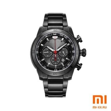 Наручные часы Xiaomi Twenty Seventeen Lite Kinetic Energy Meter (Black)