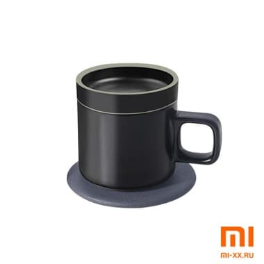 Чашка с подогревом Xiaomi VH Wireless Charging Electric Cup (Black)