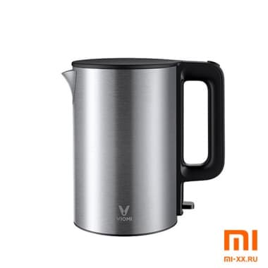 Чайник Viomi Electric Kettle (Silver)