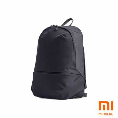 Рюкзак Xiaomi Zanjia Lightweight Small Backpack 11L (Black)