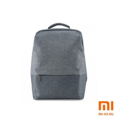 Рюкзак Xiaomi 90 Points Urban Simple Backpack (Grey)
