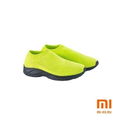 Кроссовки Xiaomi GTS Light-weight Sports Shoes (Green)