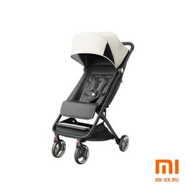 Детская коляска Xiaomi MITU Rice Rabbit Folding Stroller (Yellow)