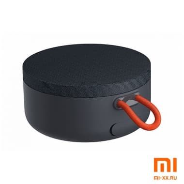 Портативная колонка Xiaomi Mi Outdoor Bluetooth Speaker Mini (Black)