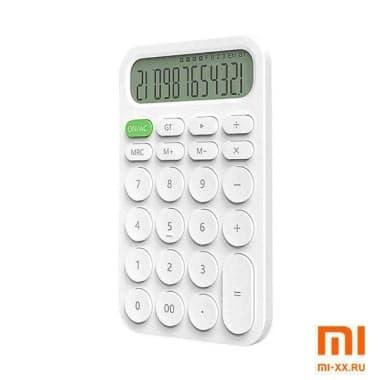 Калькулятор Xiaomi MiiiW Calculator (White)