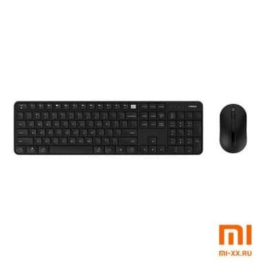 Клавиатура и мышь Xiaomi MIIIW Wireless Set (Black)