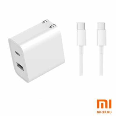 Зарядное устройство Mi Charger MAX 30W 1A1C (White)