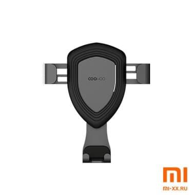 Автомобильный держатель Xiaomi CooWoo Gravity Holder T100 (Grey)