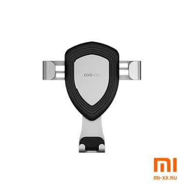 Автомобильный держатель Xiaomi CooWoo Gravity Holder T100 (Silver)
