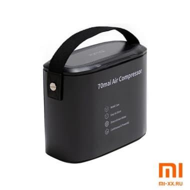 Автомобильный компрессор Xiaomi 70mai Air Compressor (Black)