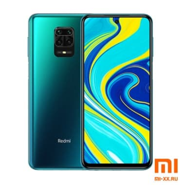 Redmi Note 9S (4GB/64GB) Aurora Blue