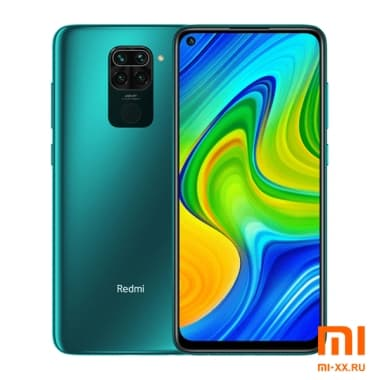 Redmi Note 9 (4GB/128GB) Forest Green