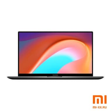 Ноутбук RedmiBook 16 Ryzen Edition (AMD Ryzen 5 4500U; AMD Vega Graphics 6; 16 Gb; 512 Gb SSD; Gray)