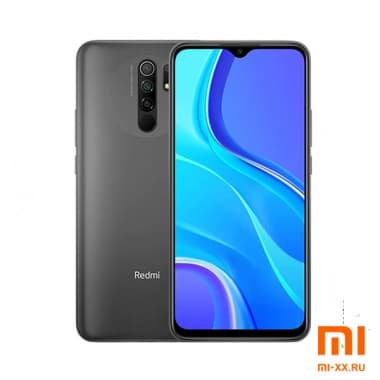 Redmi 9 (4Gb/64Gb) Carbon Grey