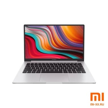 Ноутбук RedmiBook 13 (AMD Ryzen 5 4500U; AMD Radeon Graphics; 16 Gb; 512 Gb SSD; Silver)