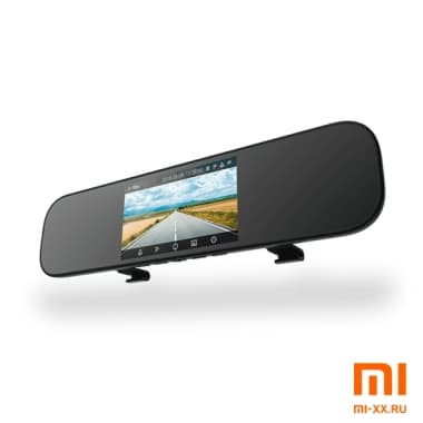Видеорегистратор-зеркало Xiaomi 70mai Rearview Mirror Dash Cam Midrive D04 (Black)