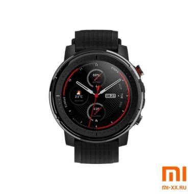 Умные часы Amazfit Stratos 3 Smart Sports Watch (Black)