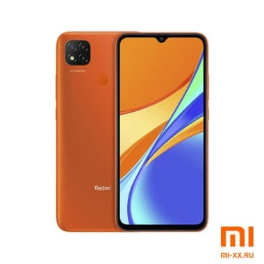 Redmi 9C (3Gb/64Gb) Sunrise Orange