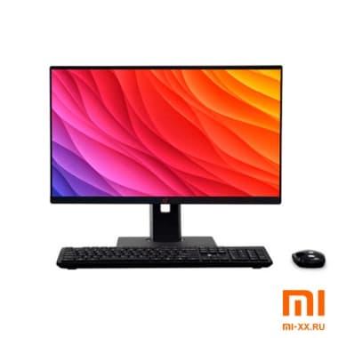Моноблок Ningmei CR600 (i5-9400; Intel HD Graphics 630; 8 Gb; 256 Gb SSD + 1 Tb HDD; Black)