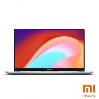Ноутбук RedmiBook 14 Ⅱ (i7-1065G7; GeForce MX350; 8 Gb; 512 Gb SSD; Silver)