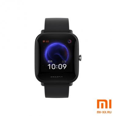 Смарт Часы Huami Amazfit Bip U (Black)