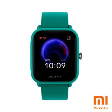 Смарт Часы Huami Amazfit Bip U (Green)