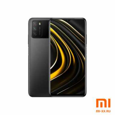 POCO M3 (4Gb/128Gb) Power Black