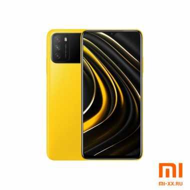 POCO M3 (4Gb/128Gb) POCO Yellow