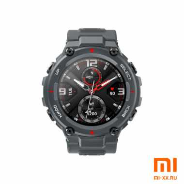 Умные часы Amazfit T-Rex Smart Watch Standart Gun Grey