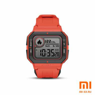 Умные часы Amazfit Neo (Red)