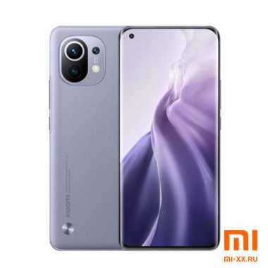 Mi 11 Leather Edition (8Gb/256Gb) Lilac Purple