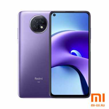 Redmi Note 9T (4Gb/64Gb) Daybreak Purple