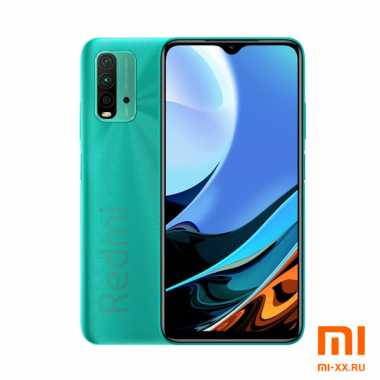 Redmi 9T NFC (4Gb/64Gb) Ocean Green