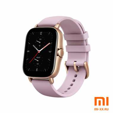 Умные часы Huami Amazfit GTS 2e (Lilac Purple)