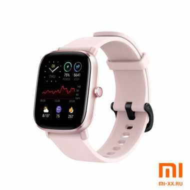 Умные часы Huami Amazfit GTS 2 mini (Flamingo Pink)
