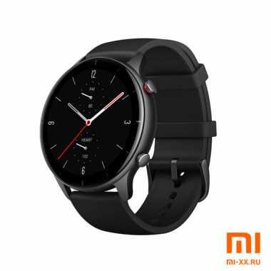Умные часы Huami Amazfit GTR 2e (Obsidian Black)