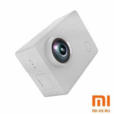 Экшн-камера Xiaomi Seabird 4K (White)