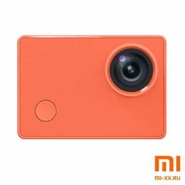 Экшн-камера Xiaomi Seabird 4K (Orange)