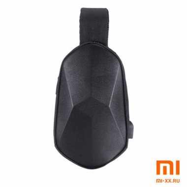 Сумка Tajezzo BEABORN Polyhedrone Chest Bag (Black)