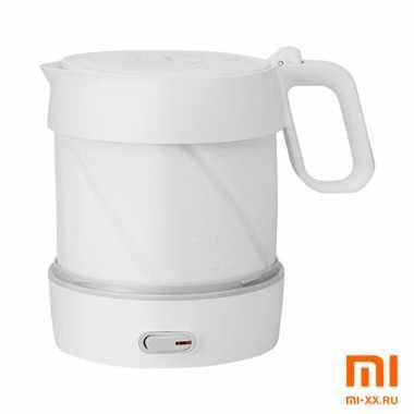 Складной чайник HL Folding Electric Kettle (White)