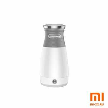 Чайник Morphy Richards MR6080 Portable Electric Kettle (Grey)