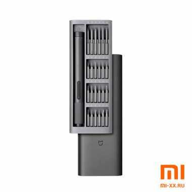 Электрическая отвертка Xiaomi Mijia Electric Precision Screwdriver (Grey)