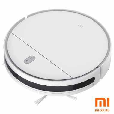 Робот-пылесос Xiaomi Mi Robot Vacuum-Mop Essential (White)