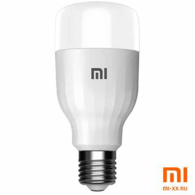 Умная лампочка Xiaomi Mi Led Smart Bulb Essential (White)