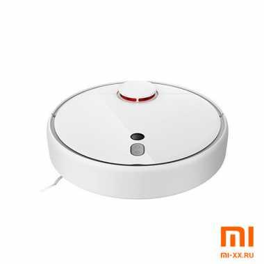 Робот-пылесос Xiaomi Mi Robot Vacuum Cleaner 1S (White)