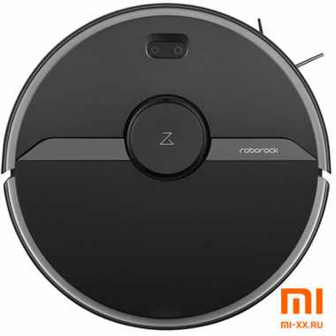 Робот-пылесос Roborock S6 Pure Smart Sweeping Vacuum Cleaner (Black)