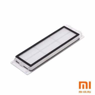 Воздушный фильтр для робота-пылесоса Xiaomi Mijia 1C (2 шт; White)