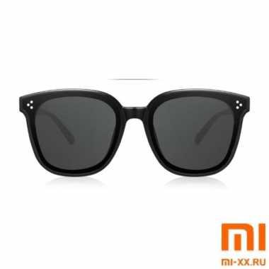 Солнцезащитные очки Xiaomi ANDZ Trend Style Square Sunglasses (Black)